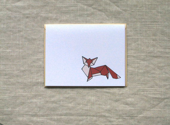 fox stationary