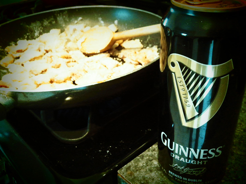 Guinness winter stew