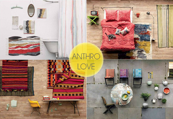 anthropologie layout