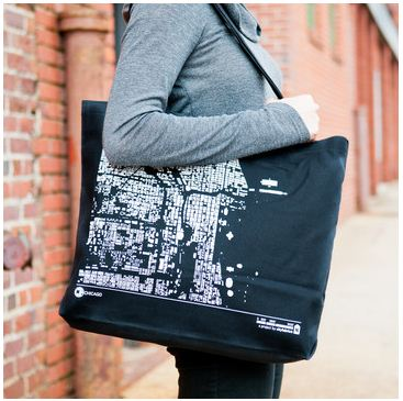 cityfabric Chicago tote