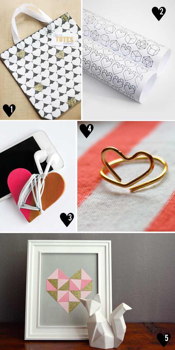 Valentine DIY roundup // stuff steph does