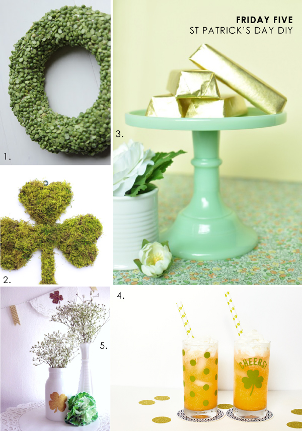 st patrick's day diy projects