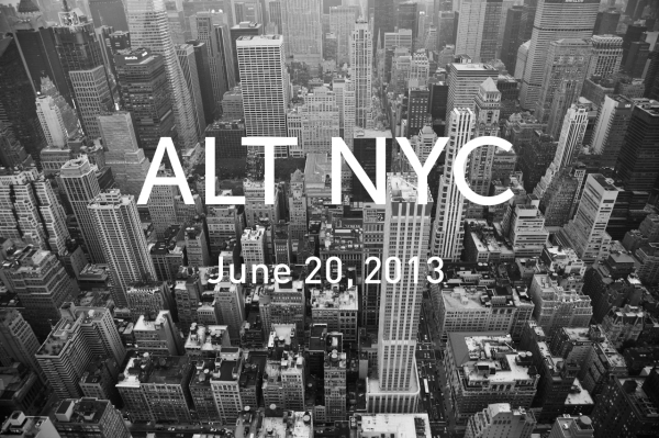 alt summit new york