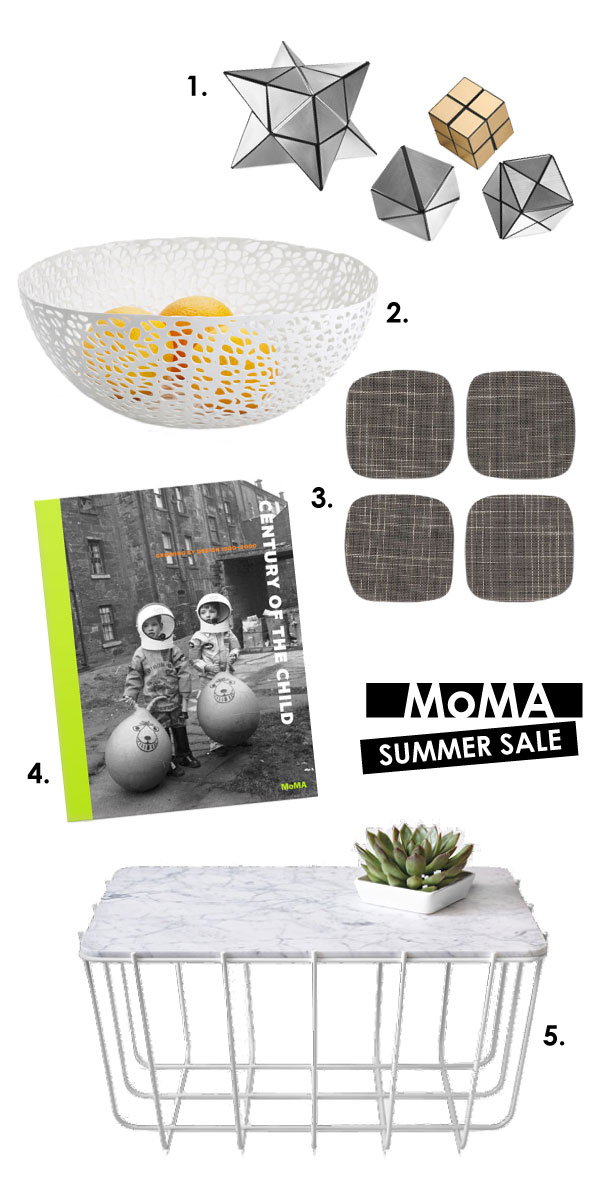 MoMA summer sale