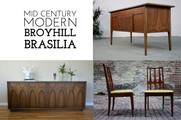 broyhill brasilia furniture