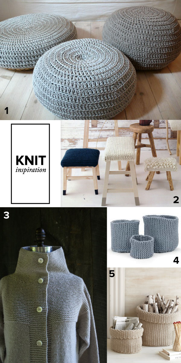 knit project inspiration | stuff steph does